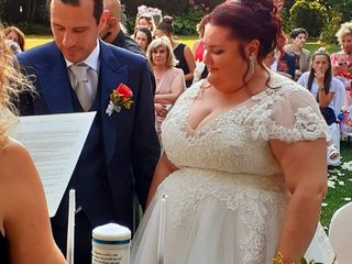 Le nozze di Stefano e Chiara 2