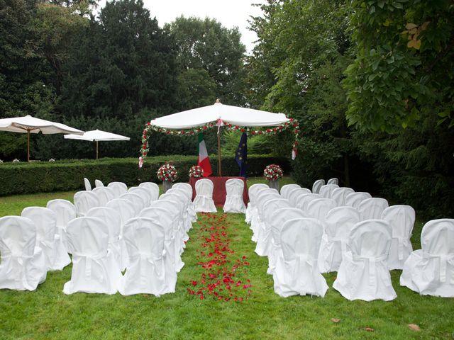 Il matrimonio di Francesco e Laura a Corbetta, Milano 7