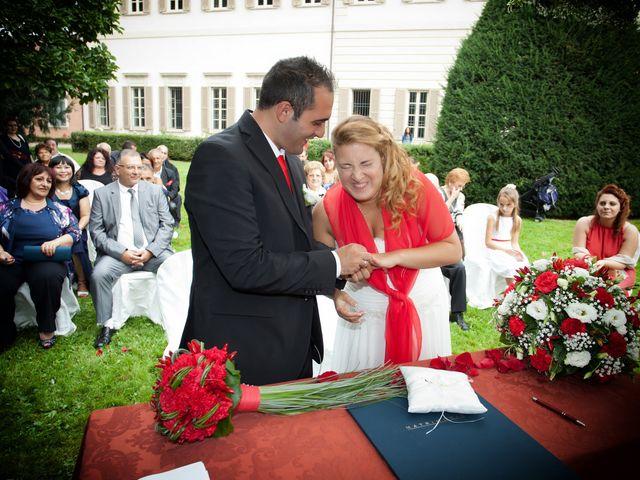 Il matrimonio di Francesco e Laura a Corbetta, Milano 10