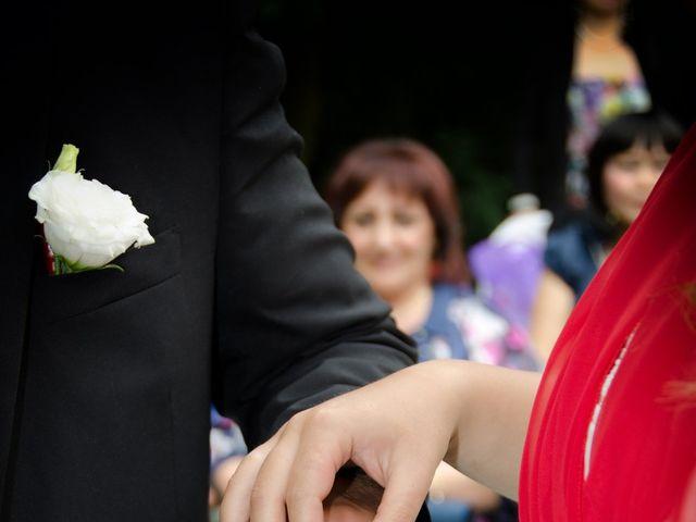 Il matrimonio di Francesco e Laura a Corbetta, Milano 11