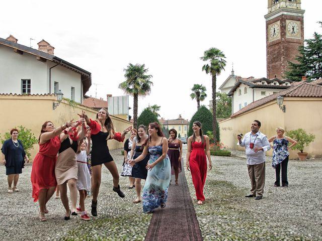 Il matrimonio di Francesco e Laura a Corbetta, Milano 24