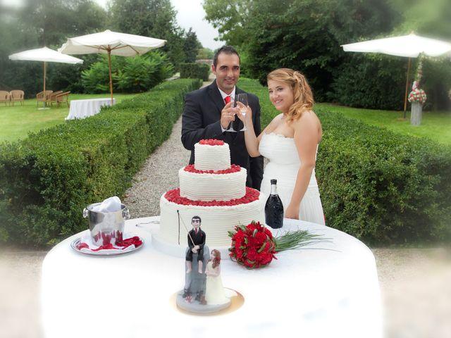 Il matrimonio di Francesco e Laura a Corbetta, Milano 25