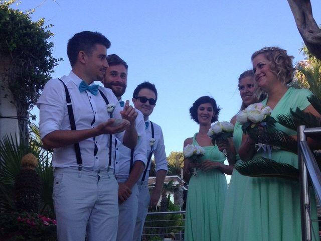 Il matrimonio di Yvonne e Marco a Savona, Savona 12