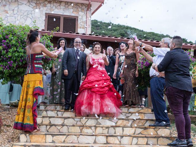 Il matrimonio di Emanuele e Luana a Cagliari, Cagliari 35