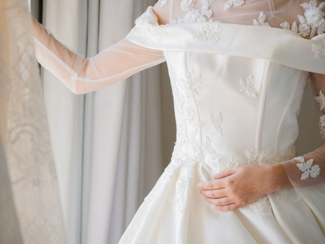 Il matrimonio di Giampietro e Ziwei a Trieste, Trieste 5