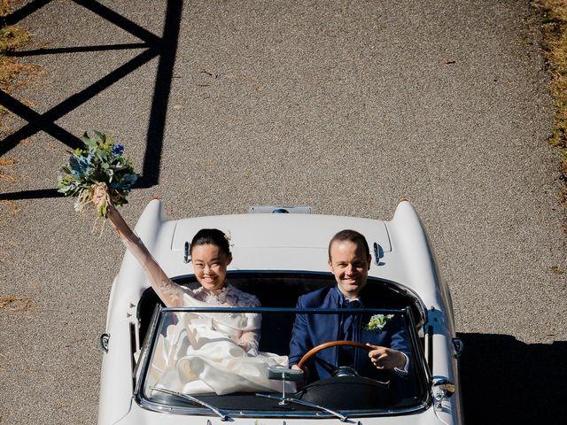 Il matrimonio di Giampietro e Ziwei a Trieste, Trieste 17