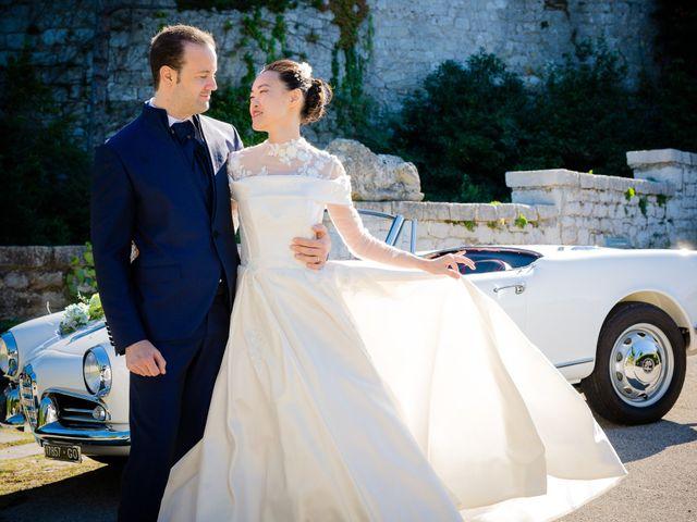Il matrimonio di Giampietro e Ziwei a Trieste, Trieste 18