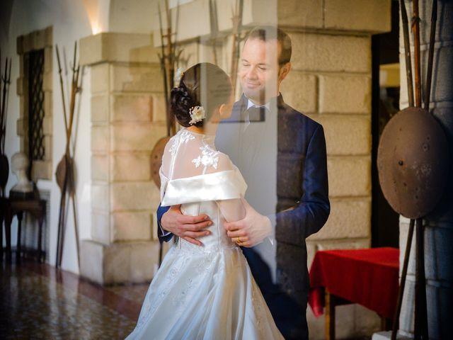Il matrimonio di Giampietro e Ziwei a Trieste, Trieste 19