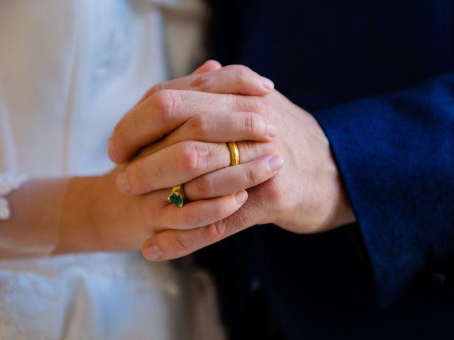 Il matrimonio di Giampietro e Ziwei a Trieste, Trieste 20