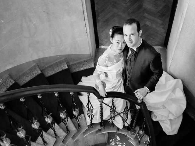 Il matrimonio di Giampietro e Ziwei a Trieste, Trieste 21