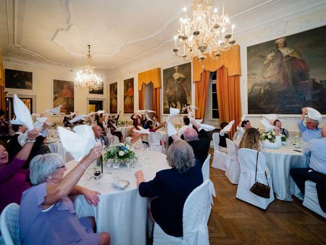 Il matrimonio di Giampietro e Ziwei a Trieste, Trieste 25