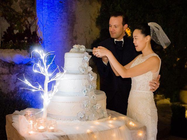 Il matrimonio di Giampietro e Ziwei a Trieste, Trieste 26