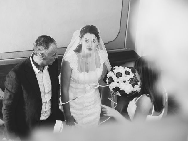 Il matrimonio di Gianluca e Sara a Quattro Castella, Reggio Emilia 18