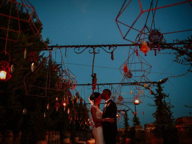Il matrimonio di Vincenzo e Valentina a Oria, Brindisi 4