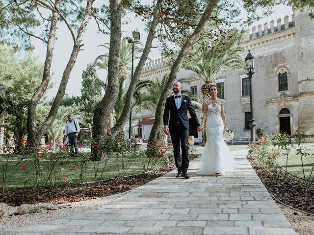 Il matrimonio di Vincenzo e Valentina a Oria, Brindisi 7