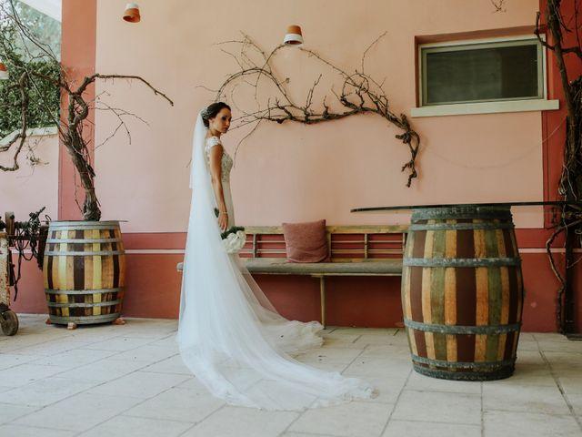 Il matrimonio di Vincenzo e Valentina a Oria, Brindisi 9