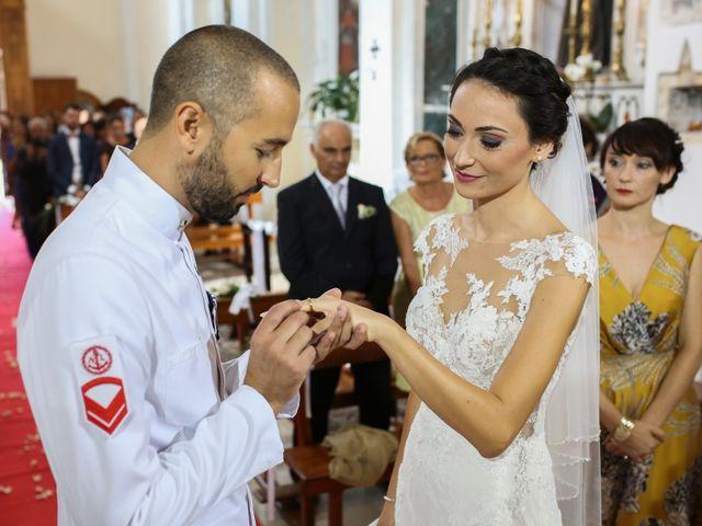 Il matrimonio di Vincenzo e Valentina a Oria, Brindisi 12