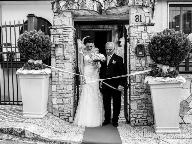 Il matrimonio di Vincenzo e Valentina a Oria, Brindisi 13