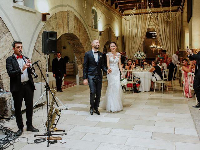 Il matrimonio di Vincenzo e Valentina a Oria, Brindisi 16