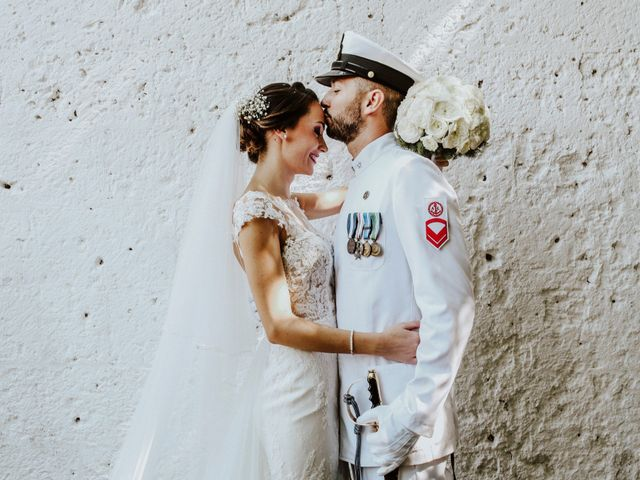 Il matrimonio di Vincenzo e Valentina a Oria, Brindisi 18