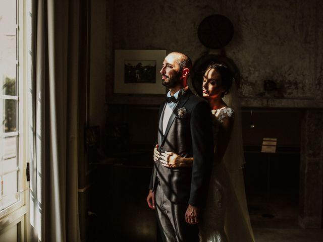 Il matrimonio di Vincenzo e Valentina a Oria, Brindisi 19
