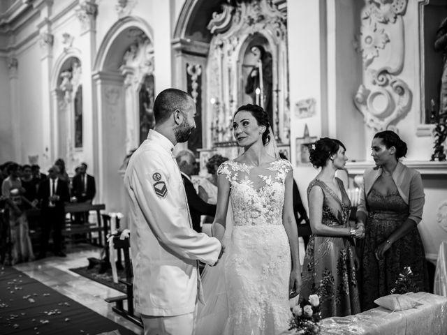 Il matrimonio di Vincenzo e Valentina a Oria, Brindisi 20