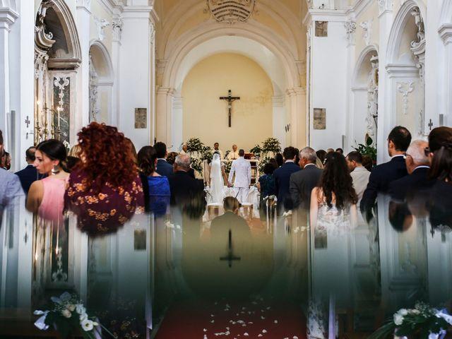 Il matrimonio di Vincenzo e Valentina a Oria, Brindisi 22
