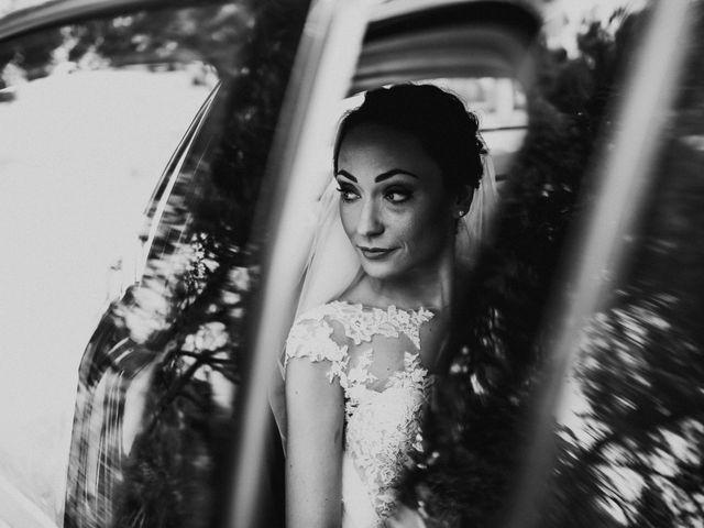 Il matrimonio di Vincenzo e Valentina a Oria, Brindisi 23
