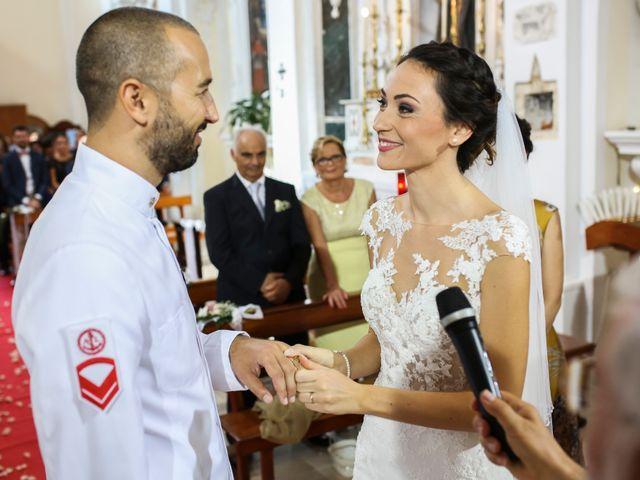 Il matrimonio di Vincenzo e Valentina a Oria, Brindisi 26