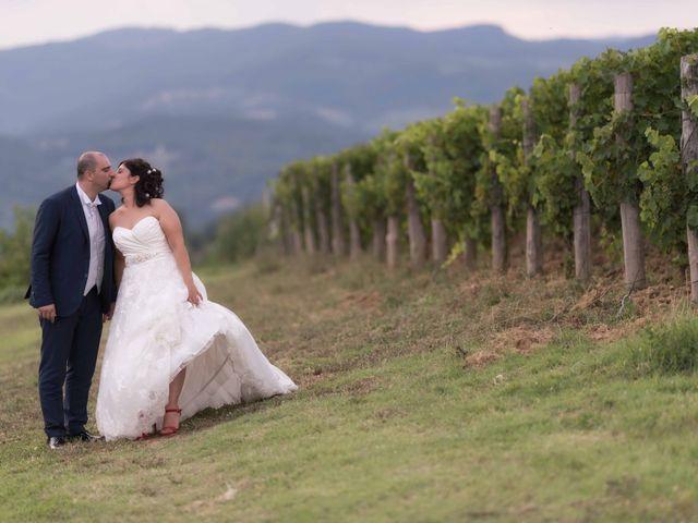 Le nozze di Serafina e Stefano