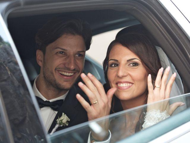 Le nozze di Jessica e Claudio
