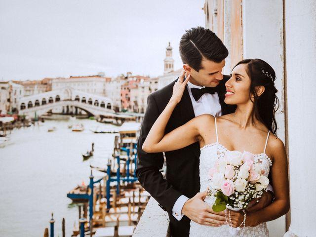 Il matrimonio di Yesenia e Alessio a Venezia, Venezia 2