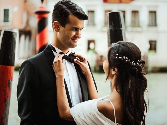Il matrimonio di Yesenia e Alessio a Venezia, Venezia 8
