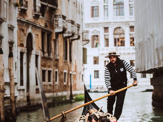 Il matrimonio di Yesenia e Alessio a Venezia, Venezia 11