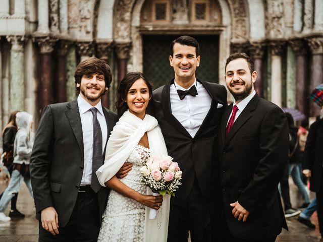 Il matrimonio di Yesenia e Alessio a Venezia, Venezia 12