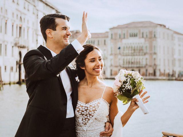 Il matrimonio di Yesenia e Alessio a Venezia, Venezia 13