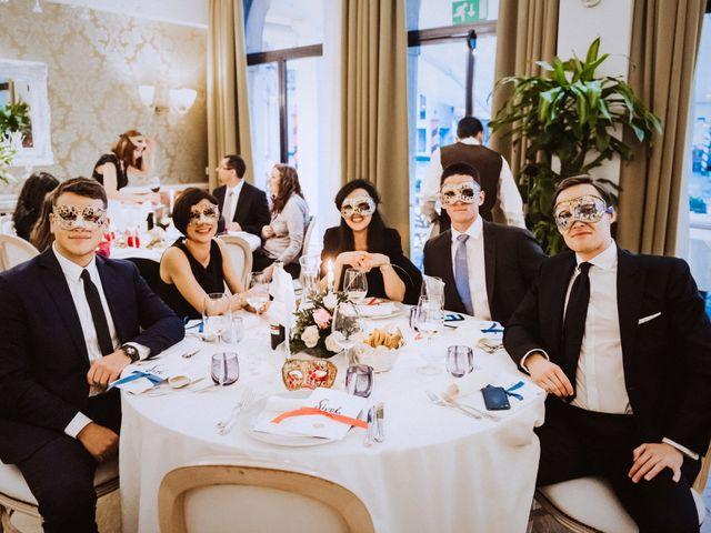 Il matrimonio di Yesenia e Alessio a Venezia, Venezia 17