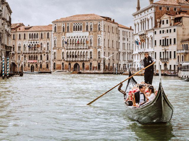 Il matrimonio di Yesenia e Alessio a Venezia, Venezia 23