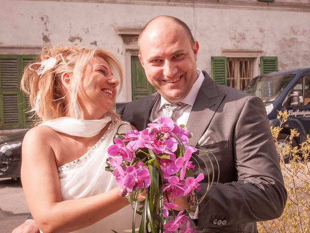 Il matrimonio di Gionata e Simona a Falconara Marittima, Ancona 15