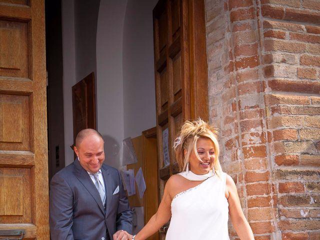 Il matrimonio di Gionata e Simona a Falconara Marittima, Ancona 21