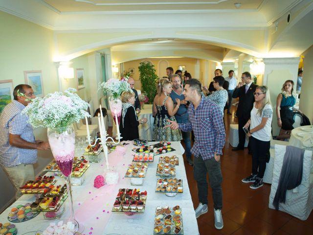 Il matrimonio di Gionata e Simona a Falconara Marittima, Ancona 42
