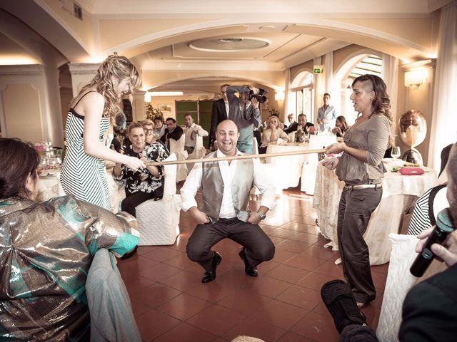 Il matrimonio di Gionata e Simona a Falconara Marittima, Ancona 45
