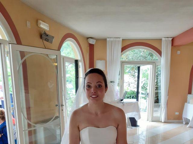 Il matrimonio di Elia e Francesca a Nebbiuno, Novara 1