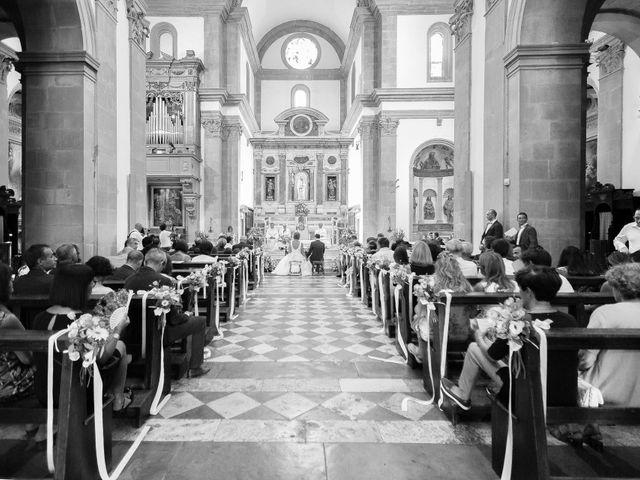 Il matrimonio di Riccardo e Martina a Arezzo, Arezzo 17