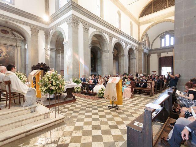 Il matrimonio di Riccardo e Martina a Arezzo, Arezzo 18