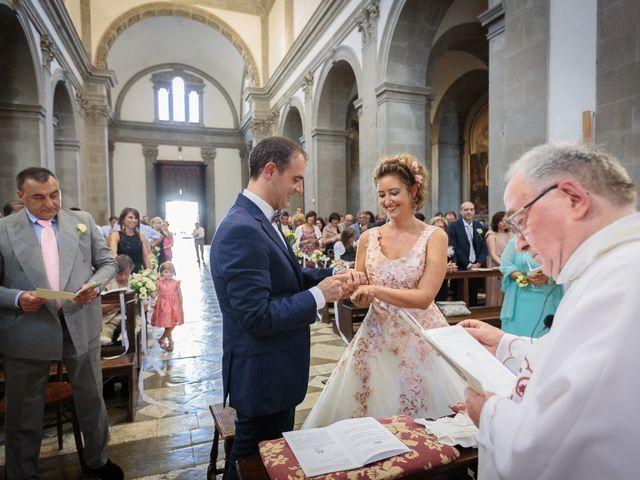 Il matrimonio di Riccardo e Martina a Arezzo, Arezzo 19