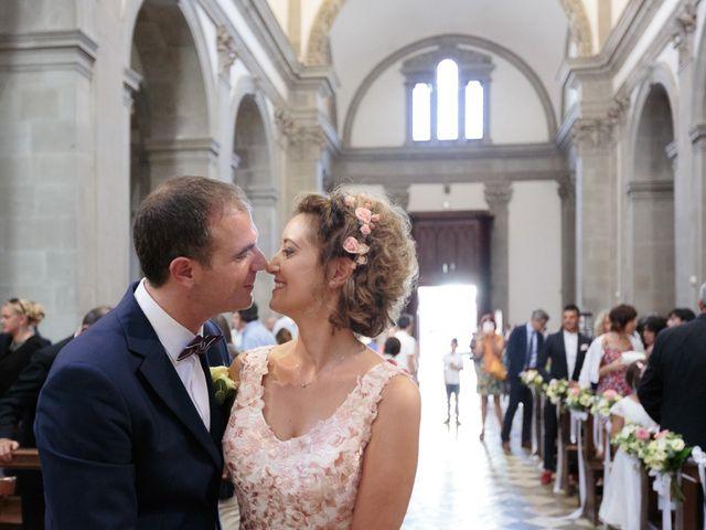 Il matrimonio di Riccardo e Martina a Arezzo, Arezzo 21