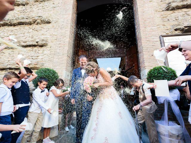 Il matrimonio di Riccardo e Martina a Arezzo, Arezzo 22