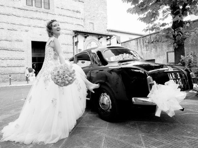 Il matrimonio di Riccardo e Martina a Arezzo, Arezzo 24