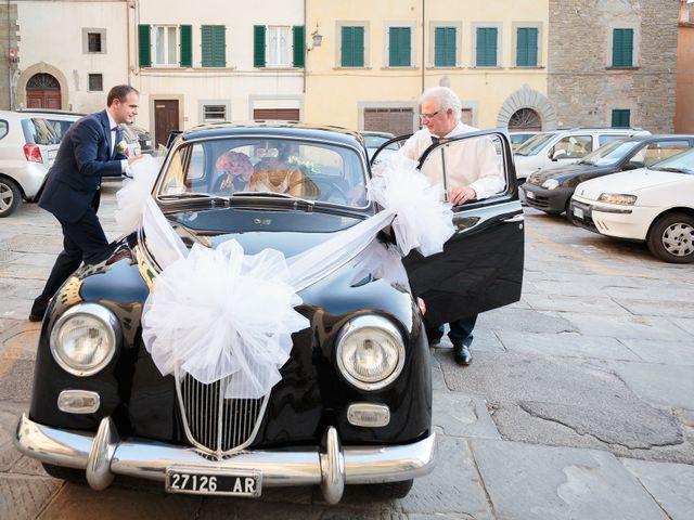 Il matrimonio di Riccardo e Martina a Arezzo, Arezzo 27